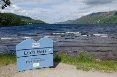 Loch Ness, Ft Augustus