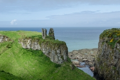Dunseverick Castle, Nord-Irland